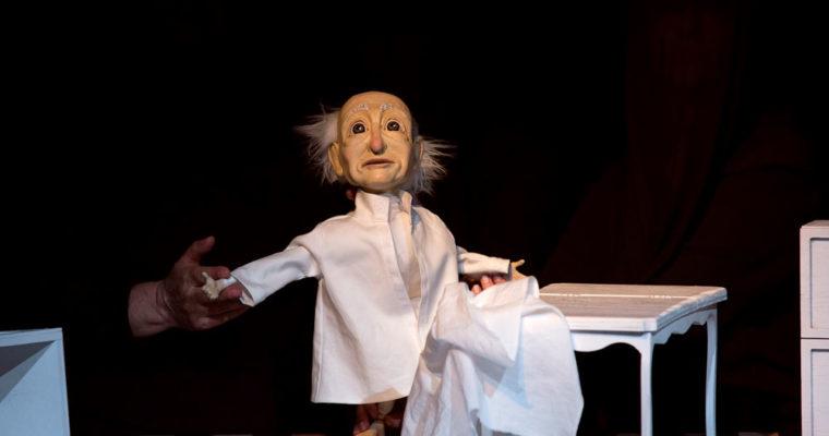 """Teatrul de Animatie Țăndărică anunță spectacolul """"Regele moare"""", adaptare după Eugen Ionesco"""