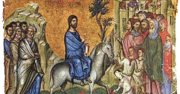 """SAVATIE BAȘTOVOI: În gura mulțimii, """"osana"""" și """"răstignește-l"""" sînt sinonime. Predică la Florii, cea mai dramatică dintre toate sărbătorile Bisericii"""