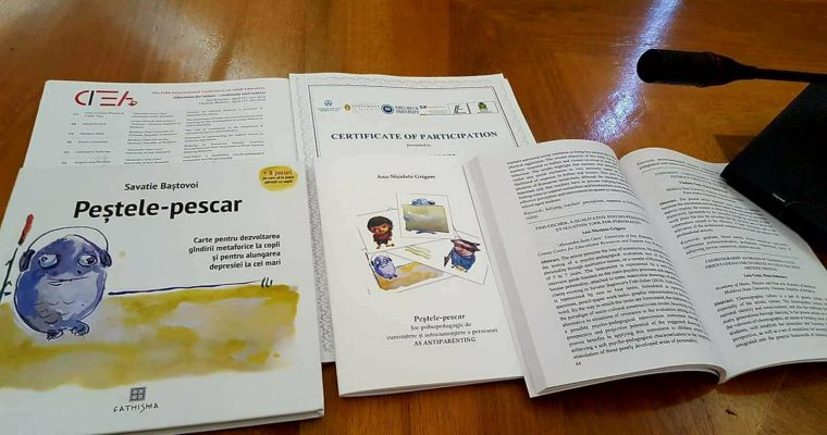 Conferinţa Internaţională de Educaţie a Adulţilor prin ochi de copil